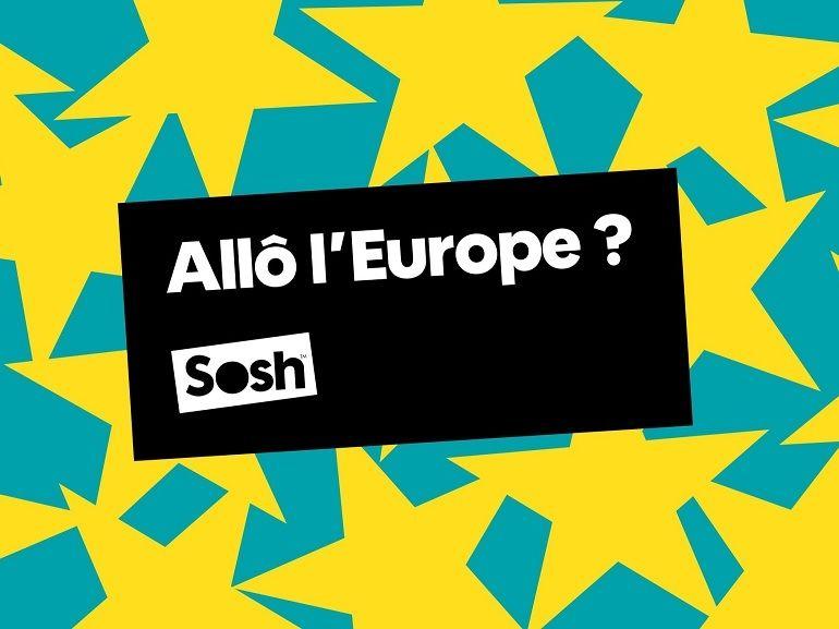 Orange : le forfait Sosh 20 Go sera à 4,99 euros jusqu'à ce vendredi 29 juin