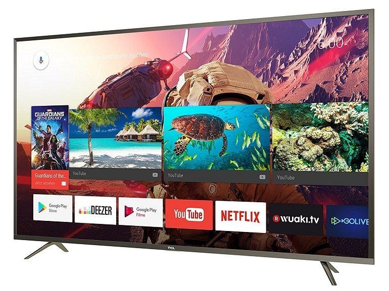 Bon plan : le TV 4K / UHD TCL de 60 pouces à seulement 485€ au lieu de 700