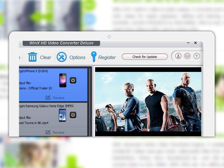 Bon plan : des licences du logiciel WinX HD Video Converter en cadeau