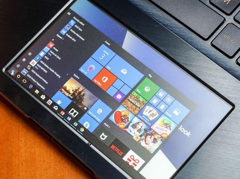 Asus ZenBook Pro : prise en main du PC portable avec écran tactile pour touchpad