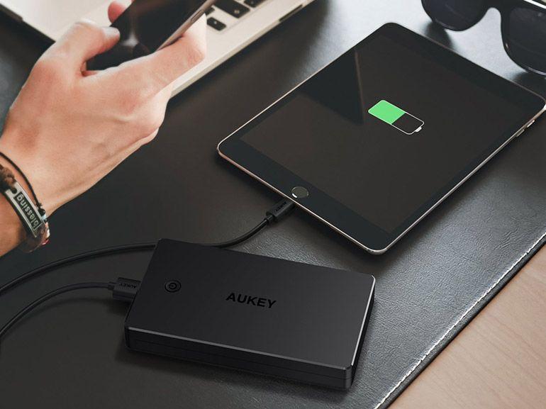 Bon plan : une batterie externe 20000mAh micro-USB ou Lightning à 19,99€