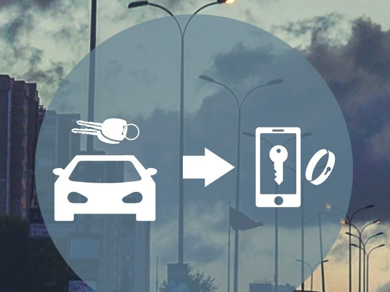 La clé de voiture numérique dans votre smartphone, c'est pour bientôt