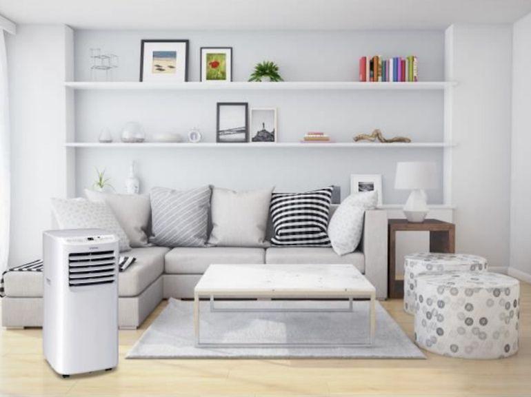 Soldes : climatiseur mobile 2100W à 179 euros chez CDiscount