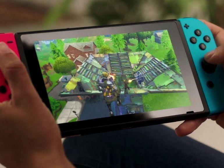 Nintendo Switch à l'E3 : Fortnite dispo dès maintenant, Super Smash Bros. Ultimate débarque le 7 décembre