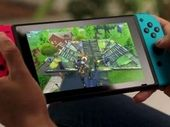 Nintendo Switch à l'E3 : Fortnite dispo dès maintenant, Super Smash Bros. Ultimate débarque le 7 décembre