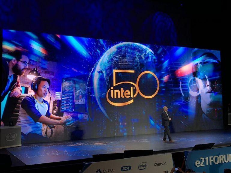 Computex : Intel promet des PC plus puissants et plus endurants