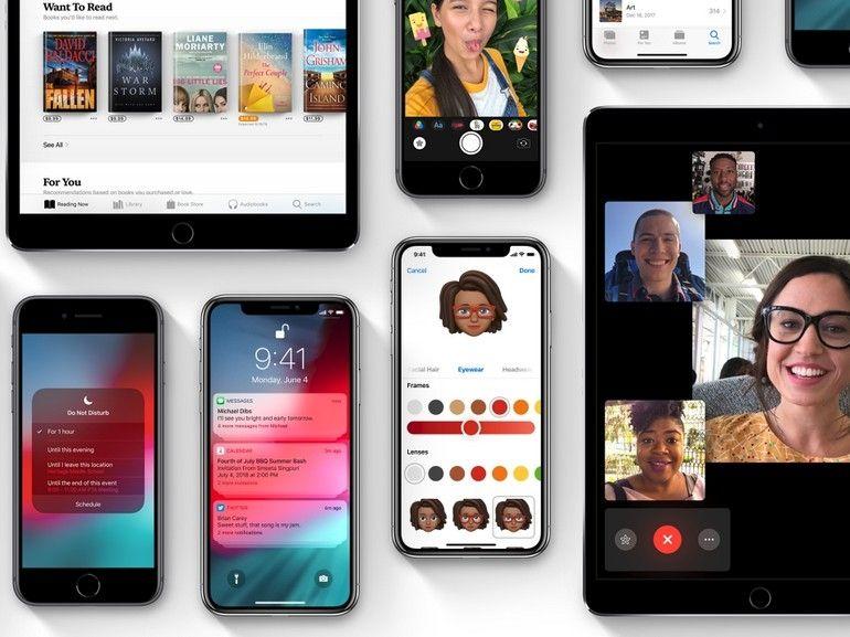La version bêta publique d'iOS 12 est disponible, voici notre prise en main des nouveautés