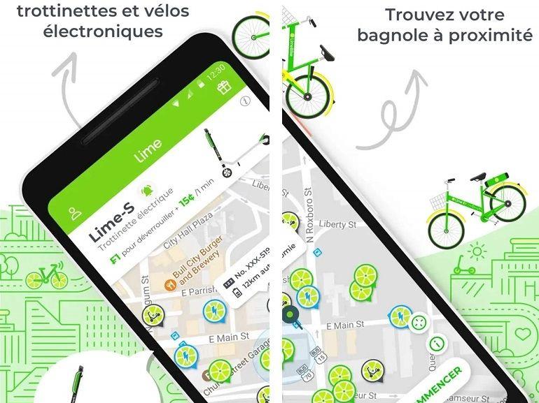 Des trottinettes électriques en libre-service arrivent dans Paris