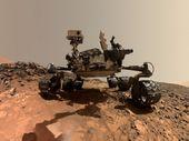 La NASA trouve (encore) des composants de la vie sur Mars