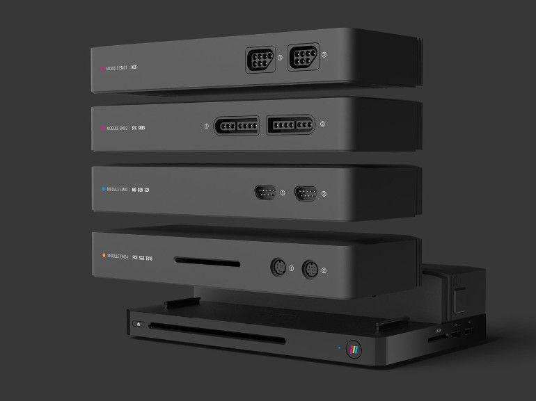 Polymega: la plus ambitieuse des consoles de rétrogaming multiplateforme