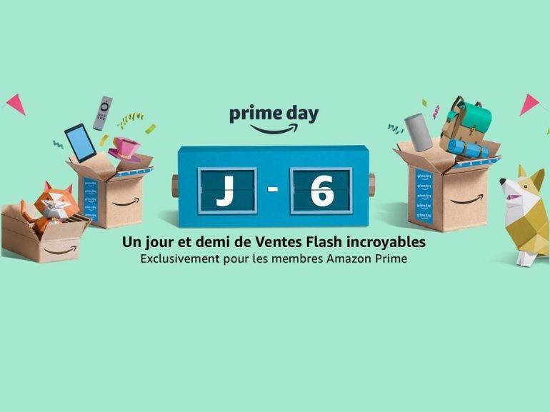 Amazon Prime Day : des promotions sont déjà disponibles pour les membres Prime