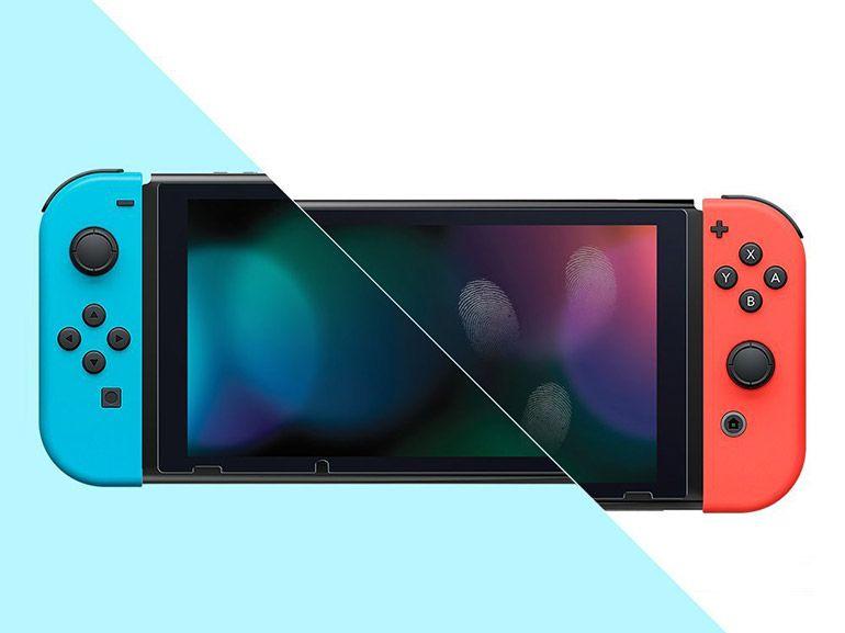 Bon plan : un lot de 2 protections d'écran pour Nintendo Switch à 8,59€