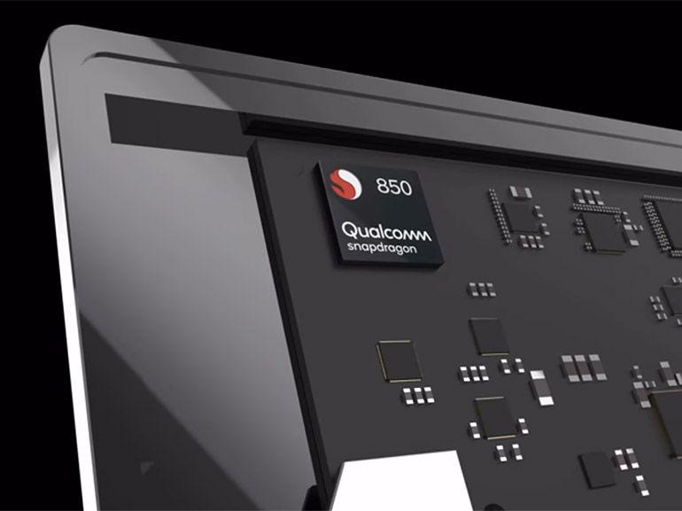 Windows 10 ARM : le Snapdragon 850 prendra place dans les PC toujours connectés
