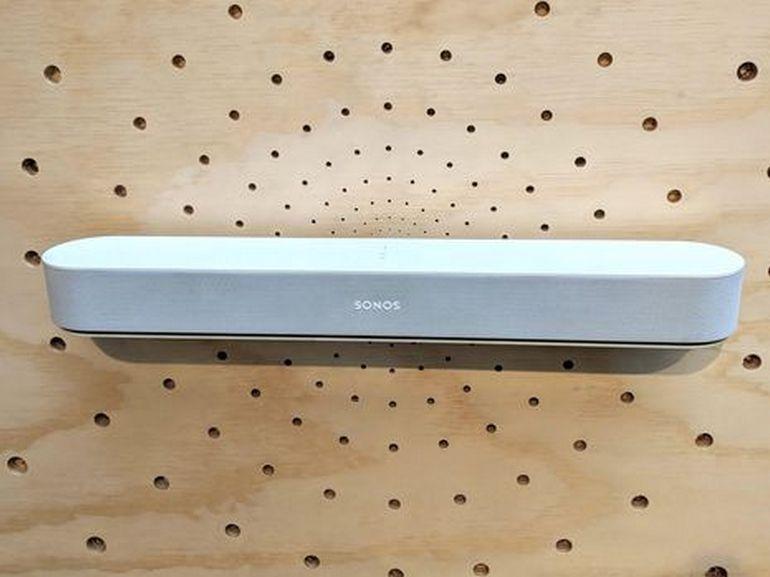 Sonos Beam : la prise en main