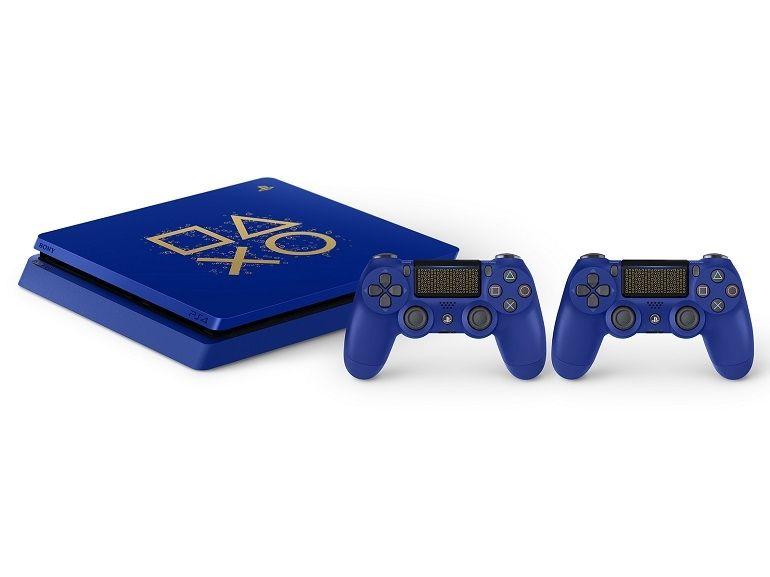 """Sony annonce une édition limitée de la PS4 pour ses promotions """"Days of Play"""""""