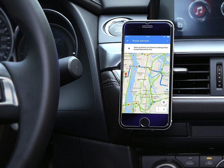 Bon plan : un support magnétique de smartphone pour la voiture à 6,99€