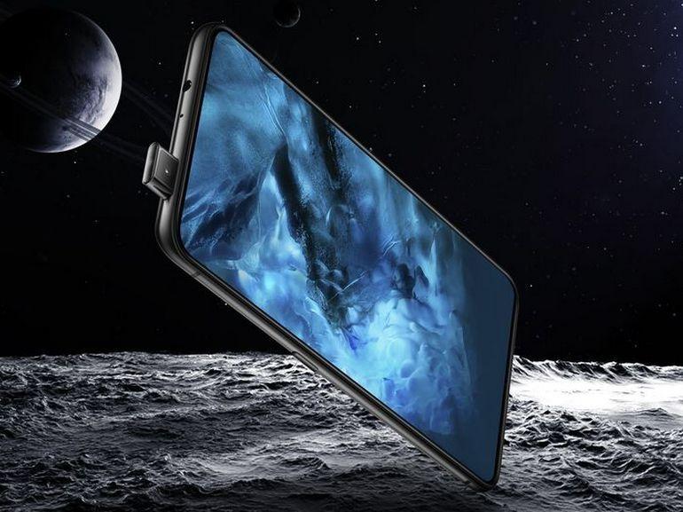Vivo Nex : le smartphone à écran sans bordure qui cache sa caméra à l'intérieur