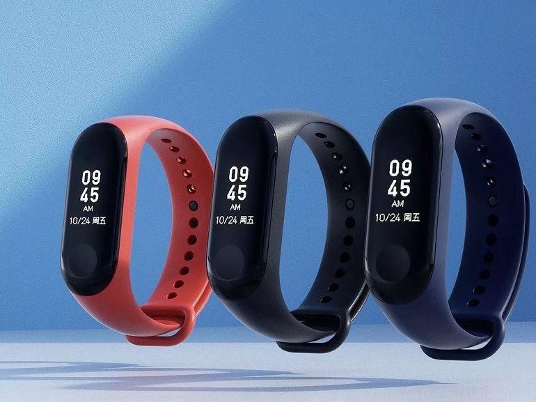 Xiaomi Mi Band 3, le retour du bracelet connecté à petit prix
