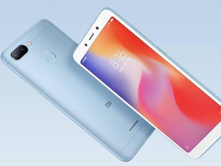 Xiaomi dévoile les Redmi 6 et 6A, de l'entrée de gamme avec écran 18 : 9