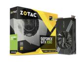 Soldes : Zotac Nvidia GeForce GTX 1060 3 Go à 189e et 1080 à 469