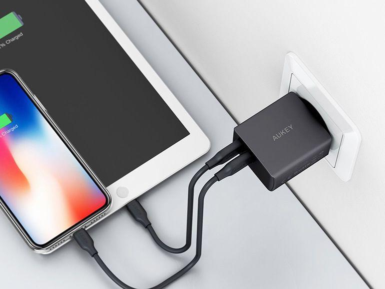 Bon plan : un adaptateur secteur USB avec 2 sorties à 6,99€