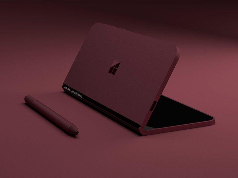 Surface Phone : un nouveau brevet apporte des précisions