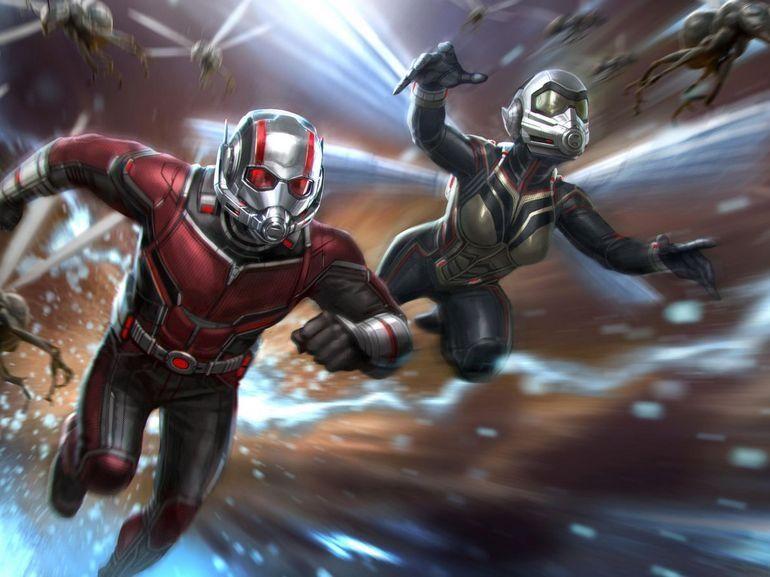 [Critique et avis] Ant-Man et la Guêpe ne révolutionne pas Marvel, mais on se marre bien