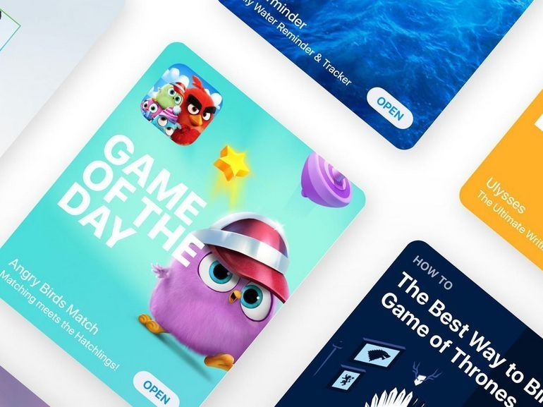 La publicité ciblée arrive sur l'App Store Français avec Search Ads