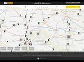 Le gouvernement lance une carte affichant tous les radars fixes du pays