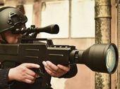 Chine : la police aura bientôt des fusils sniper laser