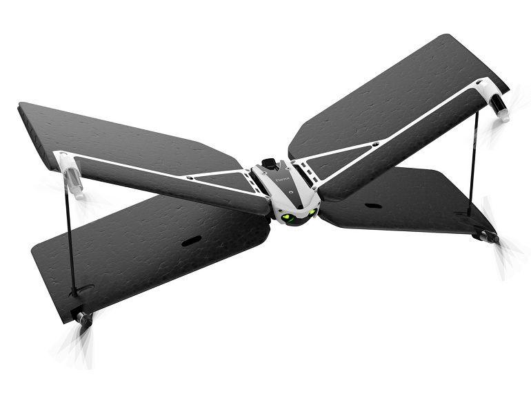 Bon plan : le drone Parrot Swing à 34€