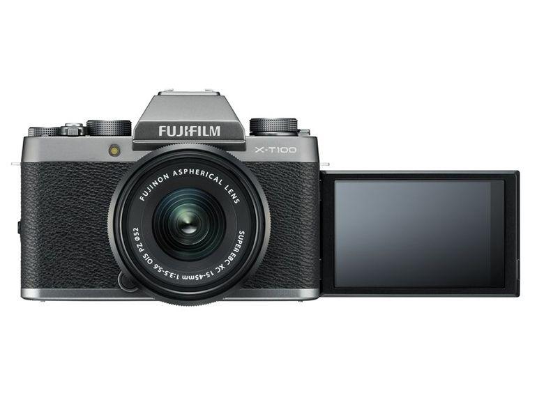 Test du Fujifilm X-T100: une belle qualité d'image mais un manque de réactivité