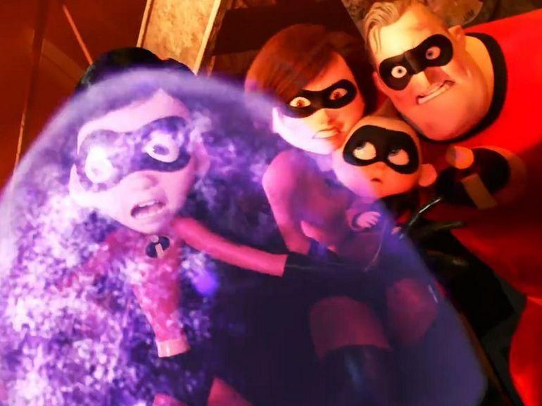 Les Indestructibles 2 : le film d'animation le plus rentable de tous les temps aux US