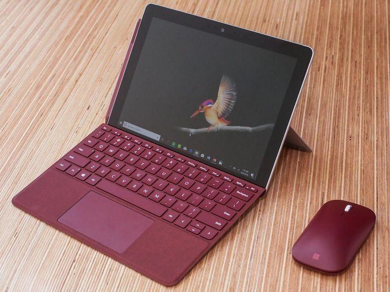 Microsoft Surface Go : la nouvelle tablette 10 pouces à 449€ arrive le 2 août