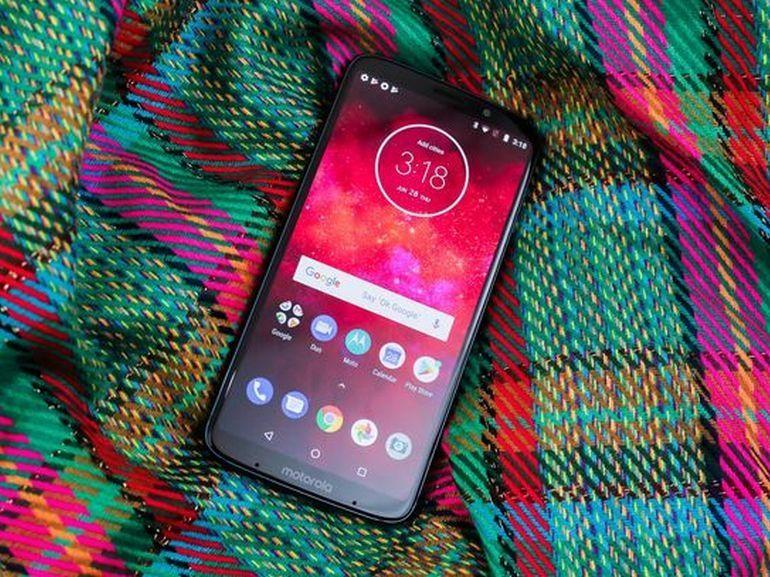 Test du Motorola Moto Z3 Play : excellente autonomie mais trop cher