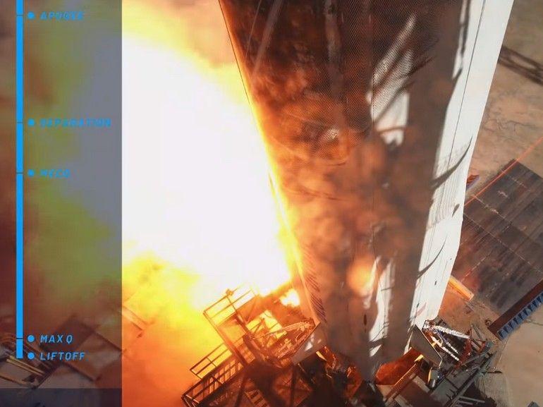 New Shepard, le vaisseau de Jeff Bezos et Blue Origin, réussit son 9 ème vol d'essai