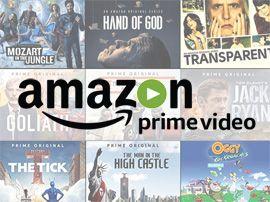 Nouveautés du catalogue Amazon Prime video