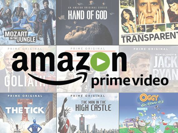 Nouveautés du catalogue Amazon Prime video