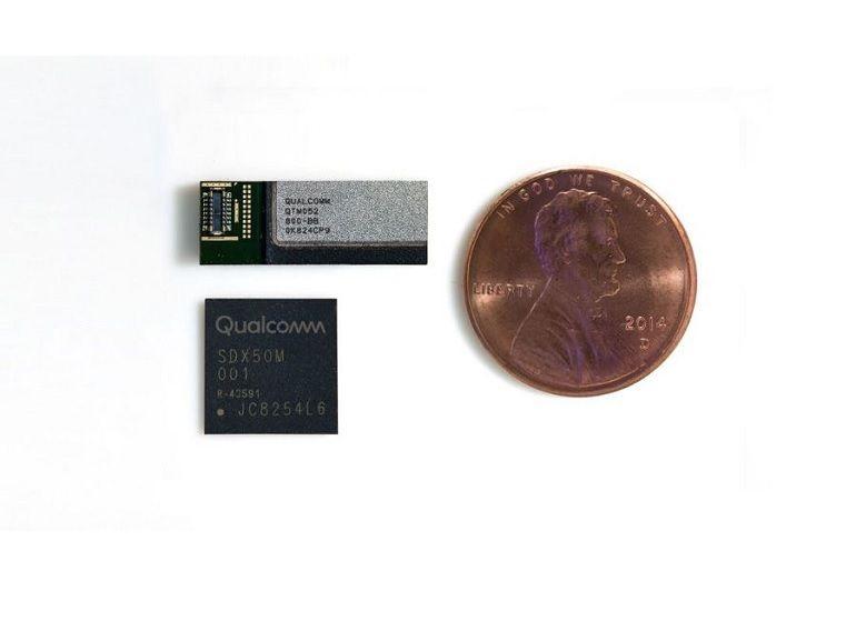Qualcomm dévoile le premier module d'antennes 5G pour les smartphones de 2019