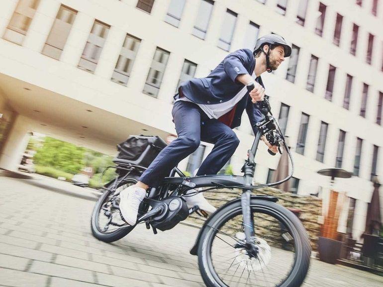Ce vélo produit de la crypto-monnaie lorsque vous pédalez