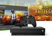 Xbox One X : un nouveau pack intègre le jeu Playerunknown's Battlegrounds