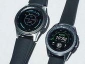 Samsung Galaxy Watch : les domaines où elle surpasse l'Apple WAtch