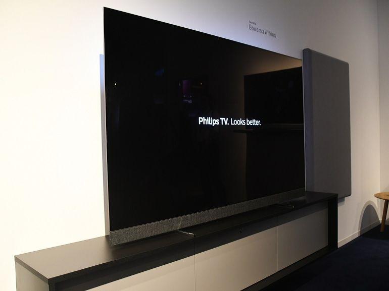 IFA 2018 : les téléviseurs Philips OLED avec HDR 10+