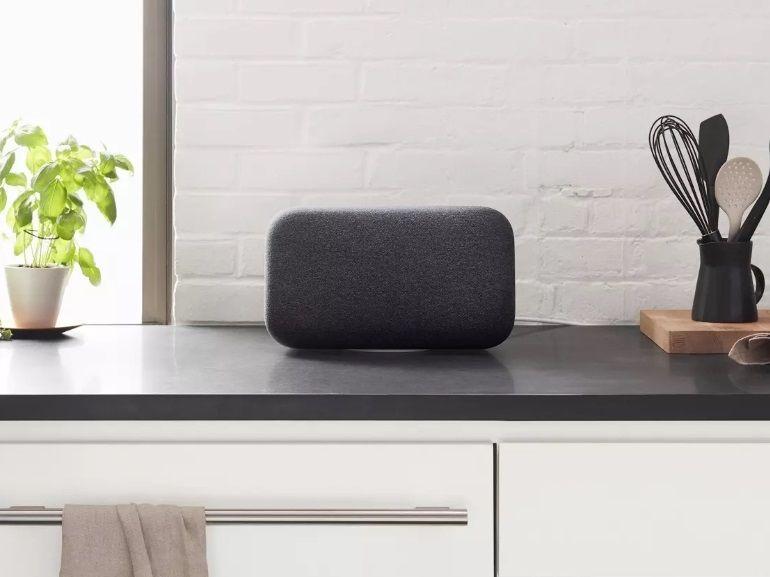 L'enceinte multiroom Google Home Max déjà disponible chez Boulanger !