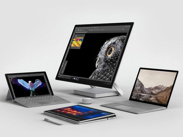 Microsoft Store : jusqu'à 25% de réduction sur la gamme Surface et ses accessoires