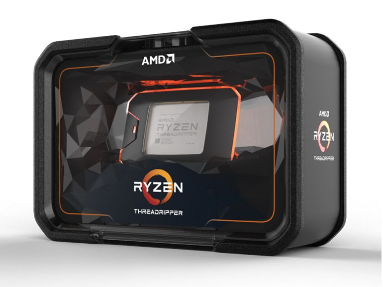Le monstrueux CPU AMD Ryzen Threadripper 2990WX débarque en magasin