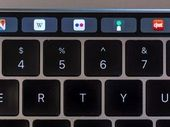 Apple Touch Bar : le clavier des futurs MacBook ?
