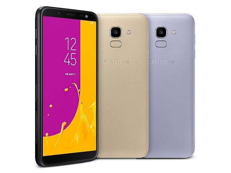 Bon plan : Samsung Galaxy J6 + Coque + Protège écran à 149€ au lieu de 199