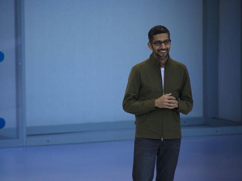 Non, Google n'est pas sur le point de lancer un moteur de recherche en Chine assure son patron
