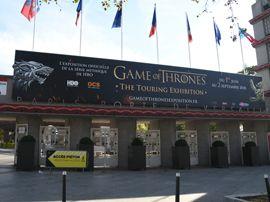 Game of Thrones à Paris : notre visite en images de « l'exposition officielle »